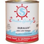 California Products M739-4 Duralux Zinc Like Metal Marine Primer Quart Oil Based