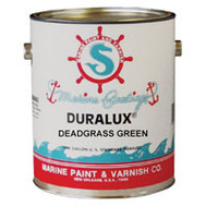 California Products M745-4 Duralux Camouflage Deadgrass Green Matte Finish Marine Enamel Quart Oil Based