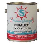 California Products M745-1 Duralux Camouflage Deadgrass Green Matte Finish Marine Enamel Gallon Oil Based
