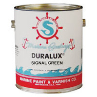 California Products M749-1 Duralux Signal Green Gloss Marine Enamel Gallon Oil Based