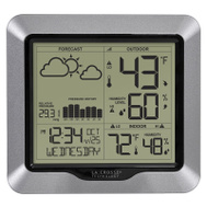 La Crosse 308-1417 Weather Station Rh Moon Phase