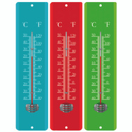 La Crosse 204-1530 Thermometer Metal 11-1/2 In