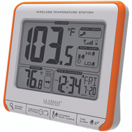 La Crosse 308-179OR Weatherstation Alarm In/Out