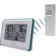 La Crosse 308-1711BL Weather Station Temp Alarm