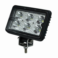 Pilot Automotive NV-720T 4X6 LED HD Work Lamp
