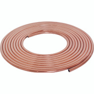 B&K Mueller 1/4X60L Soft Copper Tubing 1/4 Inch By 60L