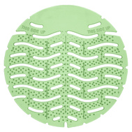Fresh Products 3WDS-F-05 Eco Fresh Wave Wave Urinal Screen Herbal Mint (Box Of 10)