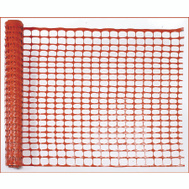 Mutual Industries 14993-48 Warning Barrier 4 By 100 Foot Orange Safety Fence