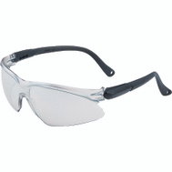 Jackson Safety 14476 Viso Black Safety Glasses With Silver Mirrored Lens