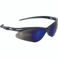 Jackson Safety 14481 Nemesis Safety Glasses With Blue Mir Lens