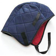 Jackson Safety 3000442 Safety Hat Liner Blue Quilted