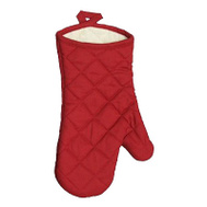 Design Imports 7465 7X13 RED Oven Mitt