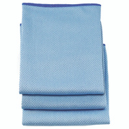 Unger Industrial 966900 Microfiber Cloth Pro 3 Pack