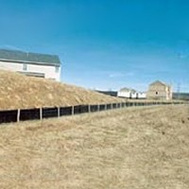Mutual Industries 14987-2-3606 Dot Silt Fence 3 Foot By 100 Foot Stake Every 10 Foot