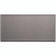 ACP A5250 Wall Tiles 3 By 6 Inch Long Grain Stainless Steel
