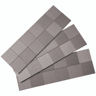 ACP A9450 Wall Tiles Stainless Steel Square Matted
