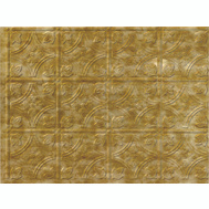 ACP D6017 18 Inch By 24 Inch Backsplash Panel Bermuda Bronze