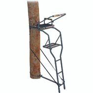 Ameristep 8310 Real Tree 16 Foot Tree Ladder Stand Deluxe 300 Pound