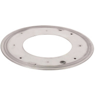 Richelieu America UC548812 12 Inch Round By 3/8 High Swivel Plate Turntables 1000 Pound Capacity