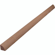 Alexandria Moulding 0W105-20096C1 3/4 Inch X 3/4 Inch By 8 Foot Quarter Round