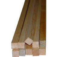 Alexandria Moulding 00030-20096C1 8 Foot Square Pine Moulding