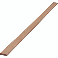 Alexandria Moulding 0W142-20096C1 1/4 By 3/4 Inch By 8 Foot Screen Trim