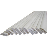 Alexandria Moulding 0W846-93084C1 7/16 By 1 3/8 By 7 Foot Stop Mould