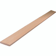 Alexandria Moulding WM970-20096C1 3/8 By 2 Inch By 8 Foot Panel Strip