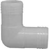 Boshart Industries 360715 1-1/2 Inch Nylon Insert Elbow Barb X Barb