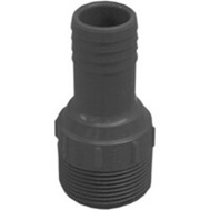 Boshart Industries 350440 1-1/4 By 1 Inch Poly Insert Male Reducing Adapter