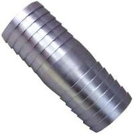 Boshart Industries 370115 1-1/2 Inch Galvanized Insert Coupling