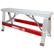Metaltech Omega I-BMDWB18 Bench Drywall 18-30In H