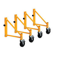 Metaltech Omega I-CISO4 Outriggers Set W/Cstr 4-5In