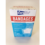 Great Lakes Wholesale 780707901182 30CT Wtrproof Bandages