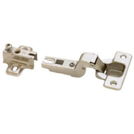 Brainerd HC11SFV-NP-C / 21688 110 Degree Nickel Plated 35 Millimeter European Full Overlay Hinge 2 Pack
