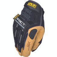 Mechanix Wear MP4X-75-010 Gloves M-Pa Count Brown And Black Large