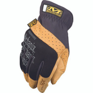 Mechanix Wear MF4X-75-010 Gloves Fastfit Brown And Black Large