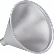 Harold Import 696 Aluminum Funnel, 2.5 Ounce