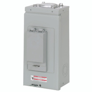 Cutler Hammer CH2L70RP 2 Circuit 70 Amp Loadcenter Outdoor