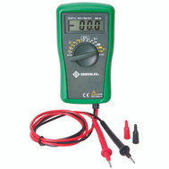 Greenlee DM-25 Multimeter Digital Volt/Batt