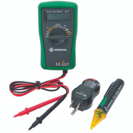 Greenlee TK-30A Tester Set 3 Piece