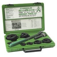Greenlee 7238SB Slug Buster Knockout Set Slugbuster 1/2 2 Inch