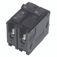Siemens Q250 50 Amp Two Pole Circuit Breaker