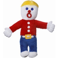 Multipet 16715 10 Inch Mr Bill Dog Toy