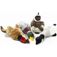 Multipet 37830 Emptynest Bird Dog Toy Assorted