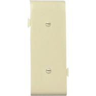 Pass & Seymour PJSC14I Ivory Blank Center Section Sectional Nylon Wall Plate
