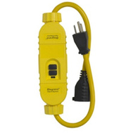 Pass & Seymour 1594PC2M GFCI Receptacle/ 2 Foot Cord