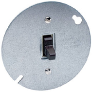 Pass & Seymour 779CC5 Single Pole Round Switch