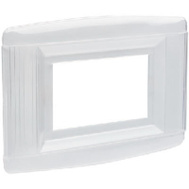 Pass & Seymour S1130CC5 Single Gang Clear Wall Shield