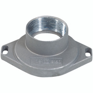 Square D B150 1 1/2 Bolt On Conduit Hubs